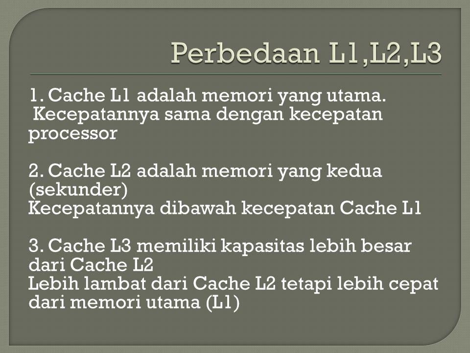 Perbedaan L1,L2,L3