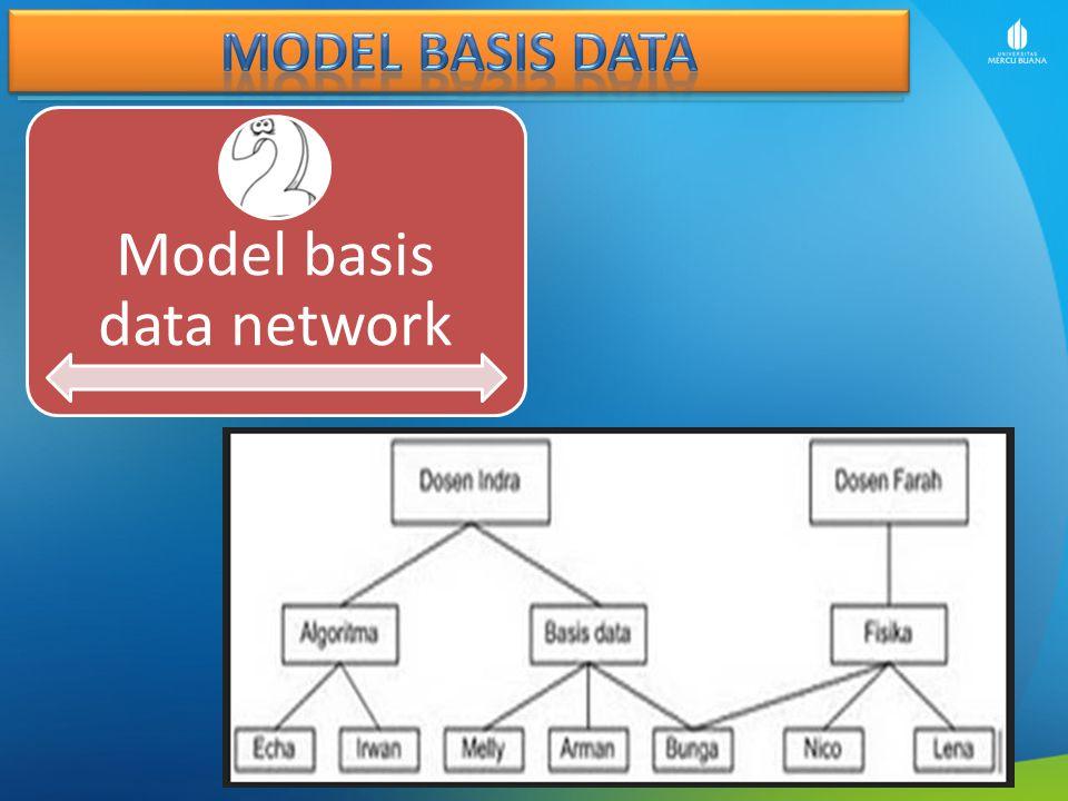 Model basis data network