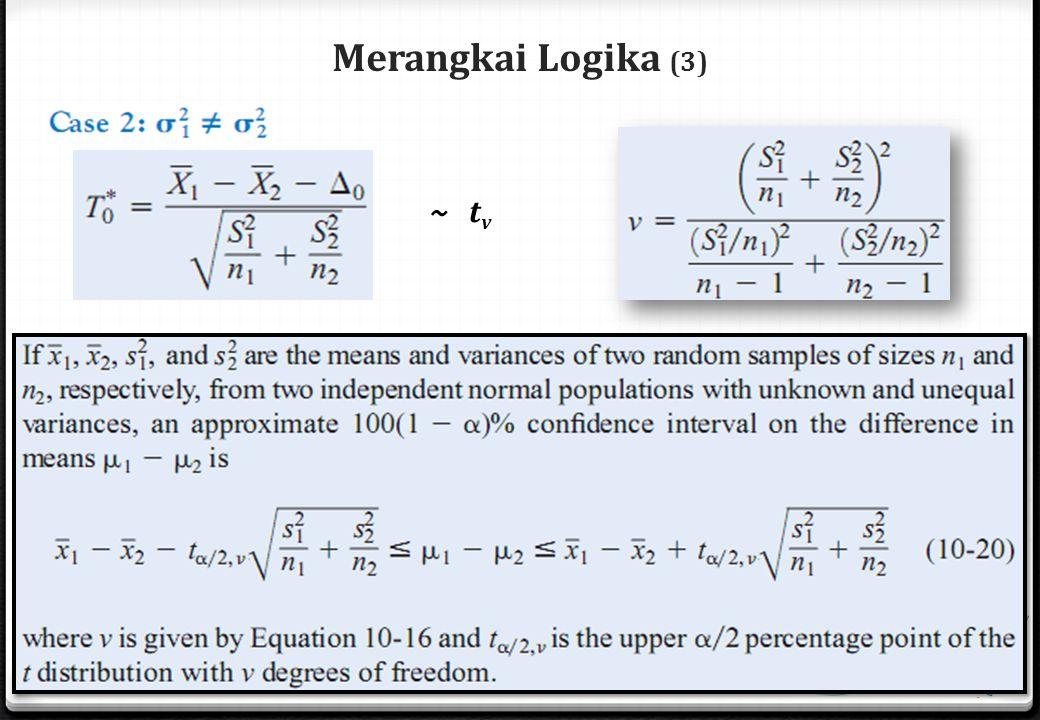 Merangkai Logika (3) ~ tv