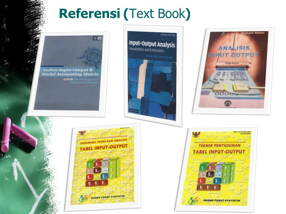 Referensi (Text Book)
