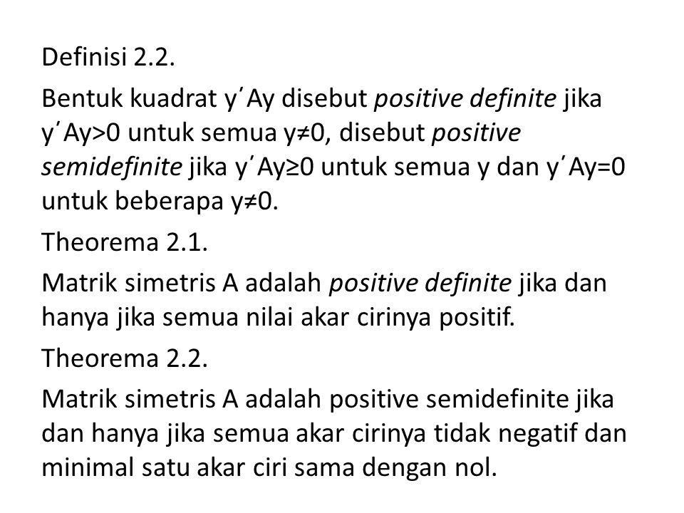 Definisi 2.2.