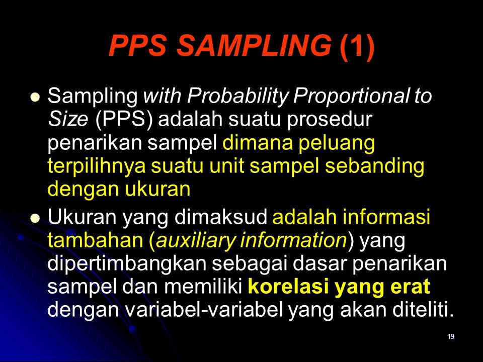 PPS SAMPLING (1)