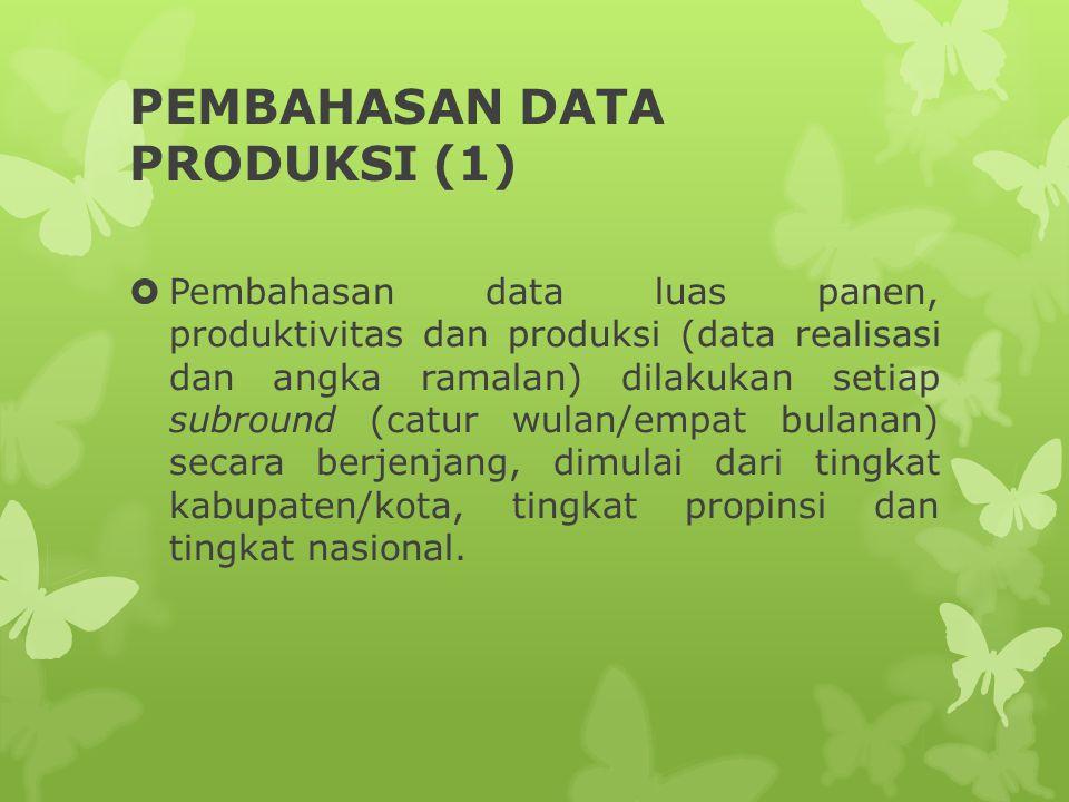 PEMBAHASAN DATA PRODUKSI (1)