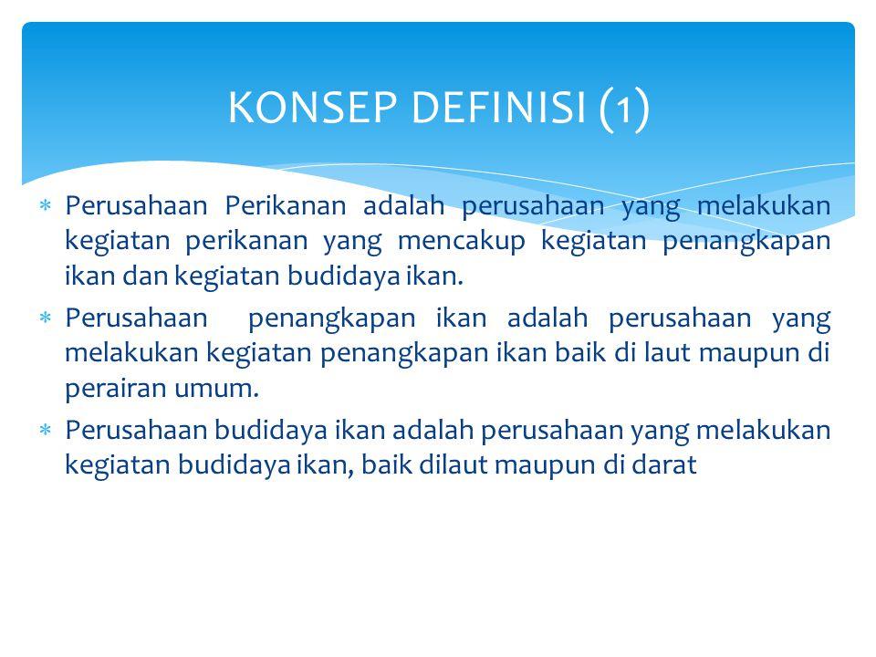 KONSEP DEFINISI (1)