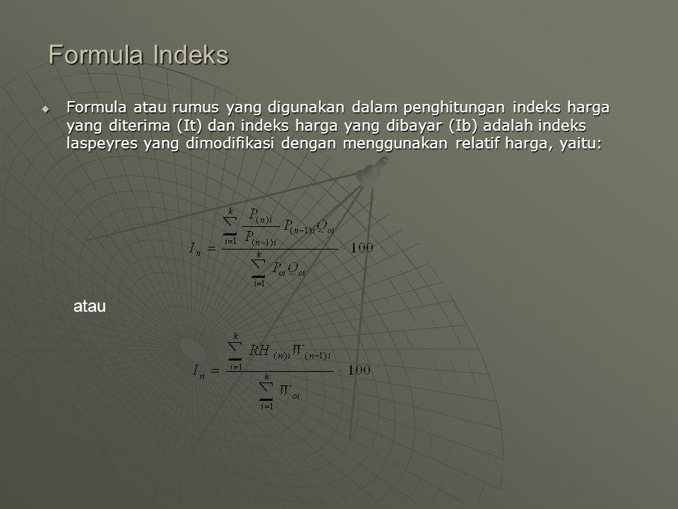 Formula Indeks