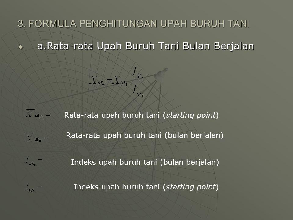 3. FORMULA PENGHITUNGAN UPAH BURUH TANI