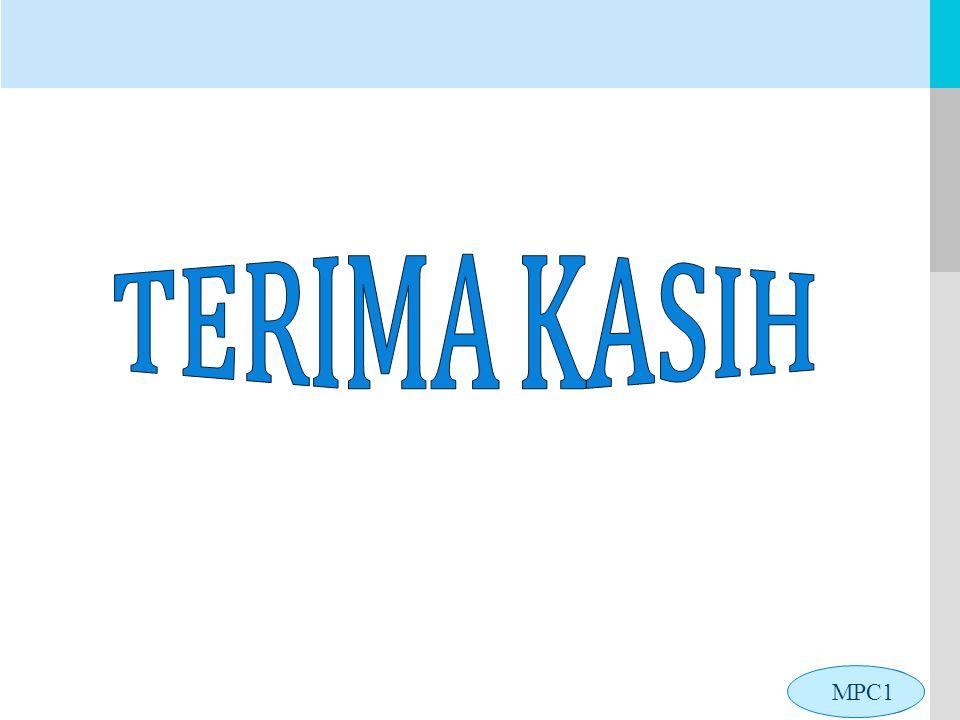 TERIMA KASIH MPC1