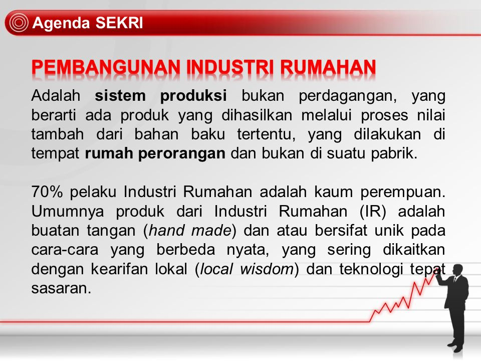 Pembangunan Industri rumahan