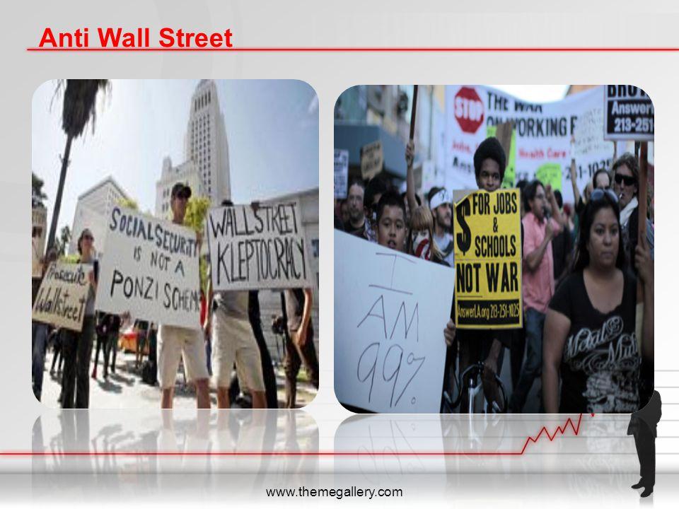 Anti Wall Street www.themegallery.com