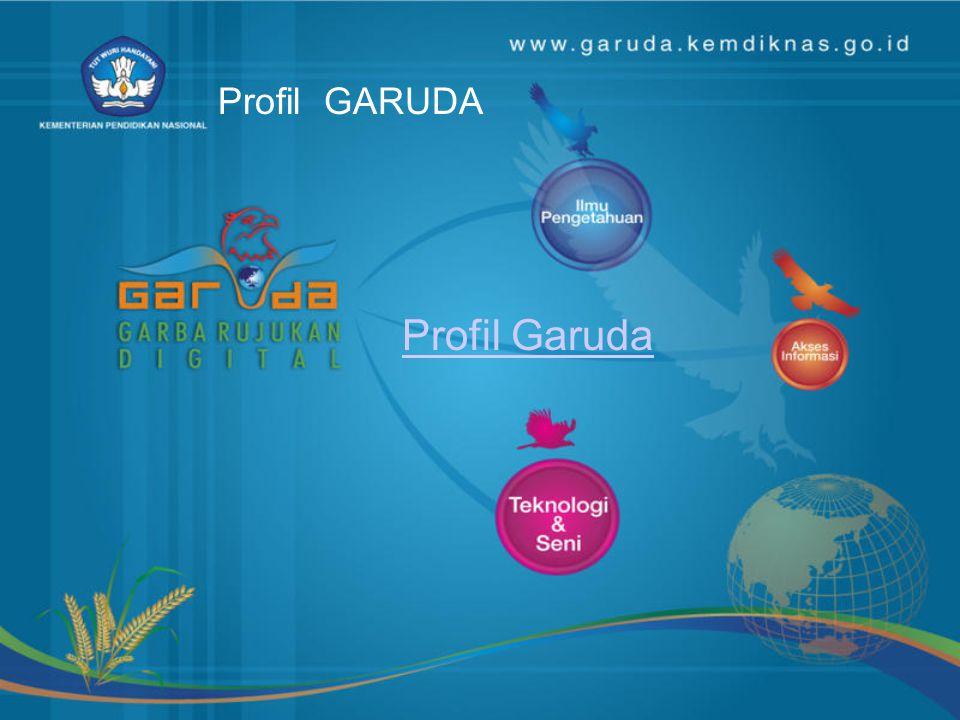 Profil GARUDA Profil Garuda