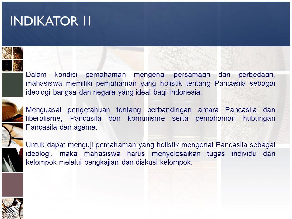 INDIKATOR 1I