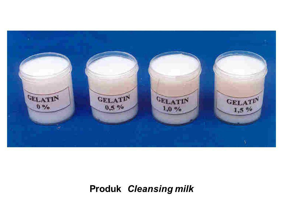 Produk Cleansing milk
