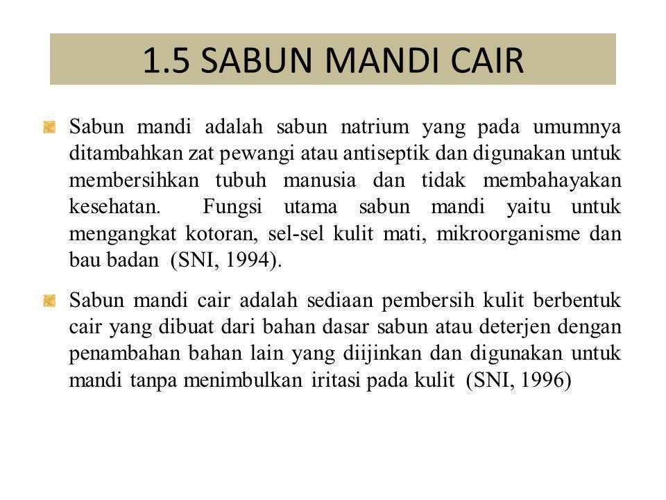 1.5 SABUN MANDI CAIR