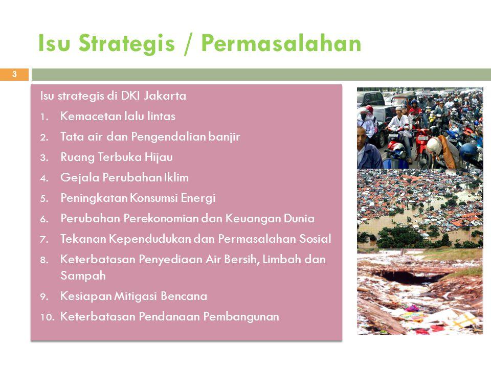 Isu Strategis / Permasalahan