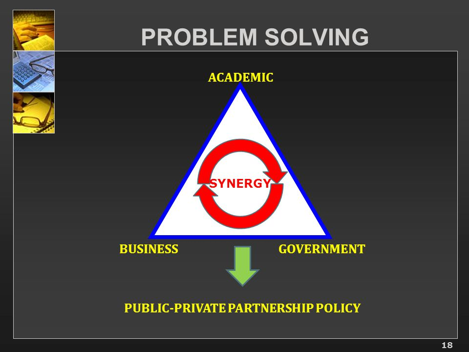 PUBLIC-PRIVATE PARTNERSHIP POLICY