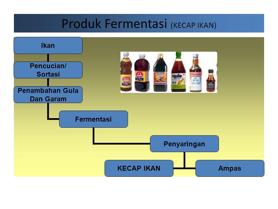 Produk Fermentasi (KECAP IKAN)