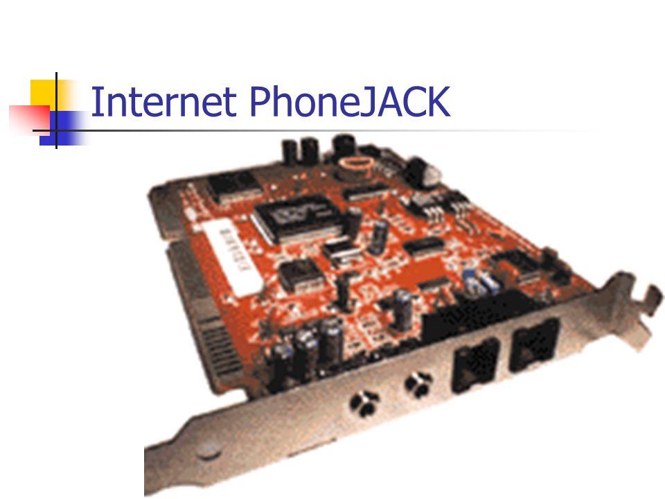 Internet PhoneJACK