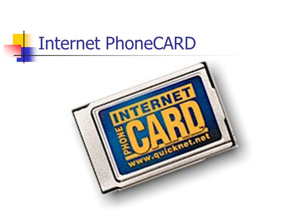 Internet PhoneCARD