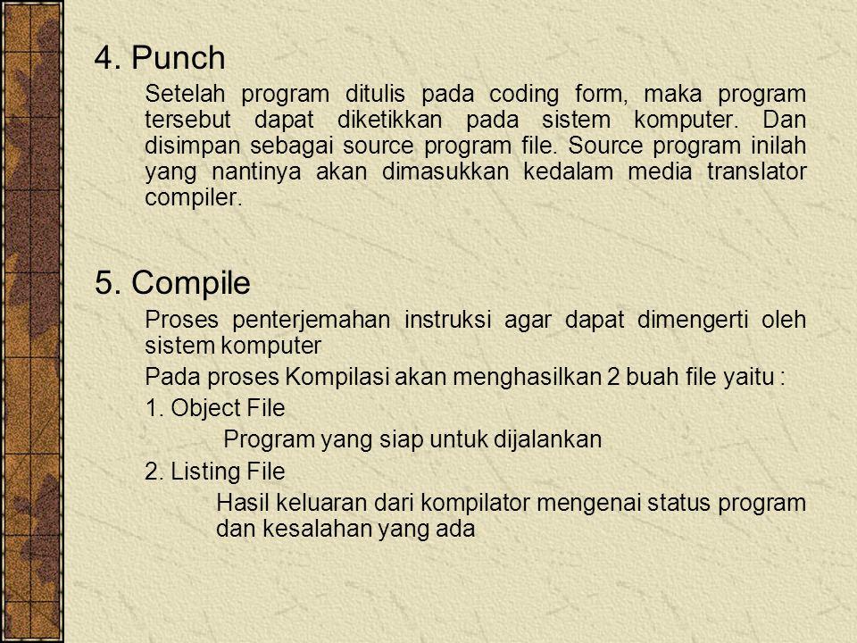 4. Punch