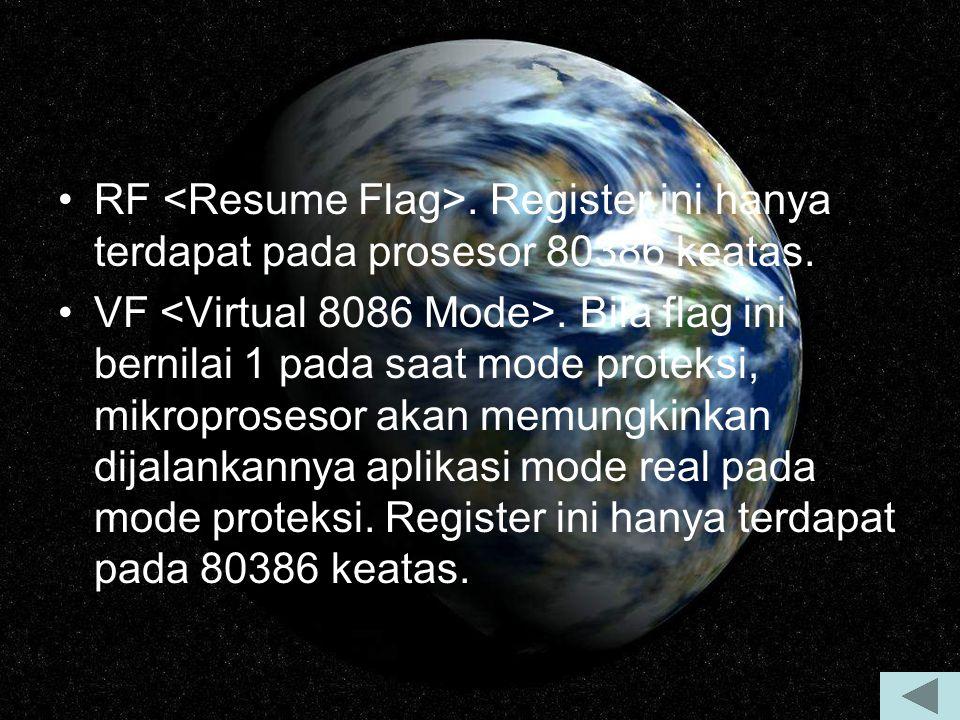 RF <Resume Flag>