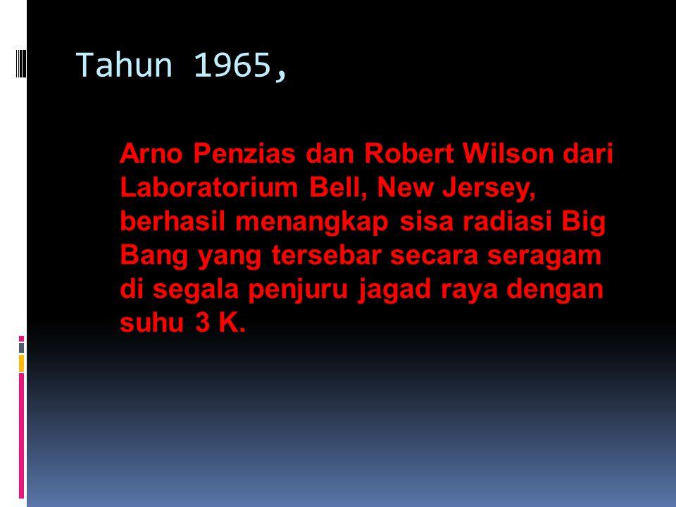Tahun 1965,