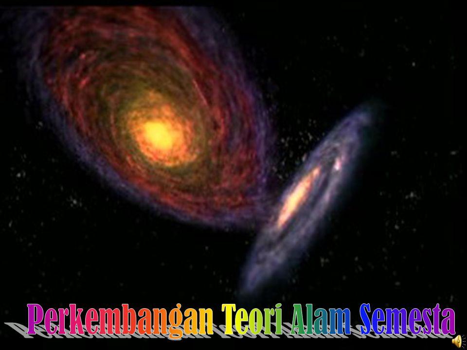 Perkembangan Teori Alam Semesta