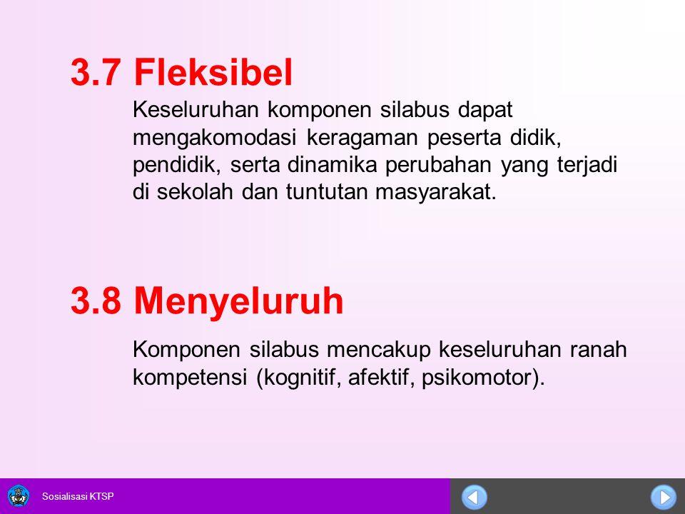 3.7 Fleksibel