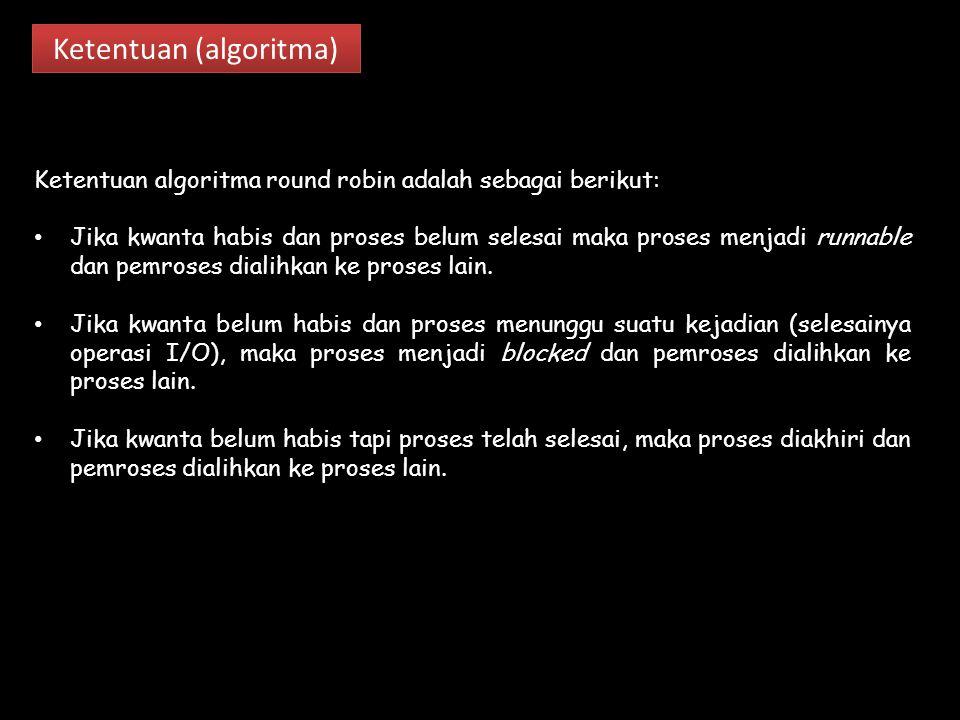 Ketentuan (algoritma)