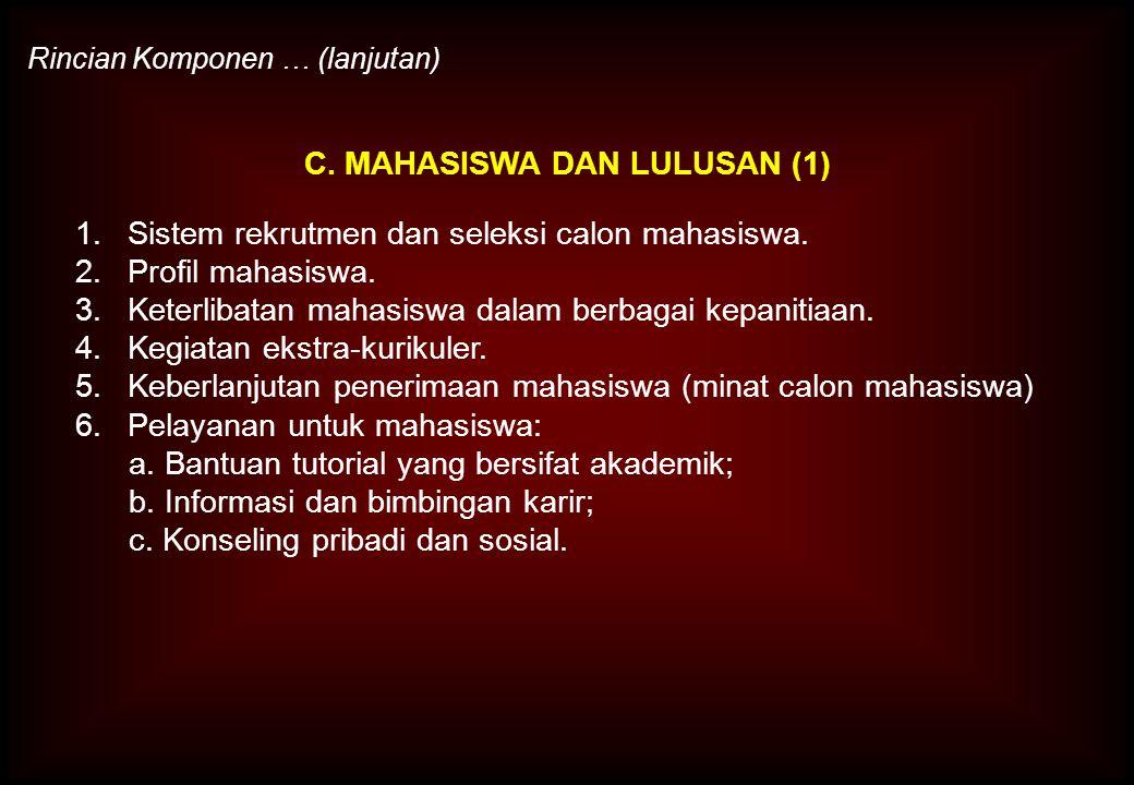 C. MAHASISWA DAN LULUSAN (1)