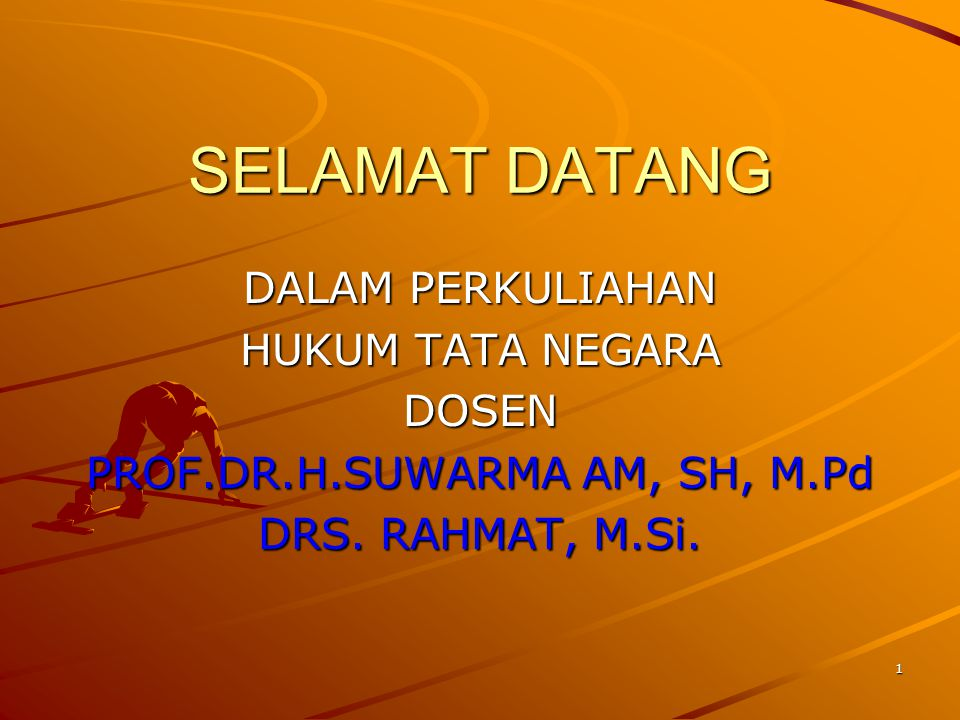 PROF.DR.H.SUWARMA AM, SH, M.Pd