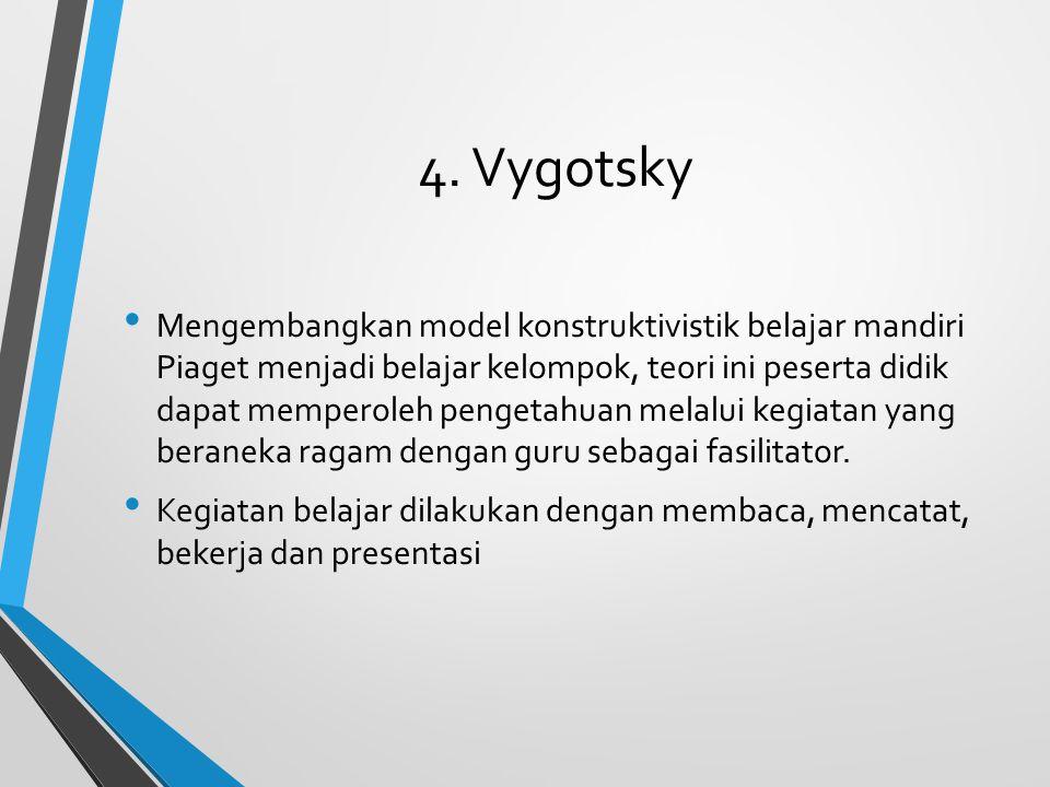 4. Vygotsky