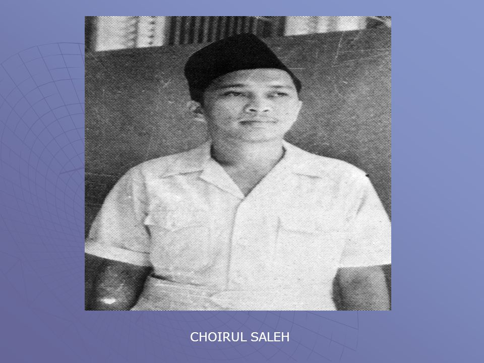 Cahyo BU CHOIRUL SALEH