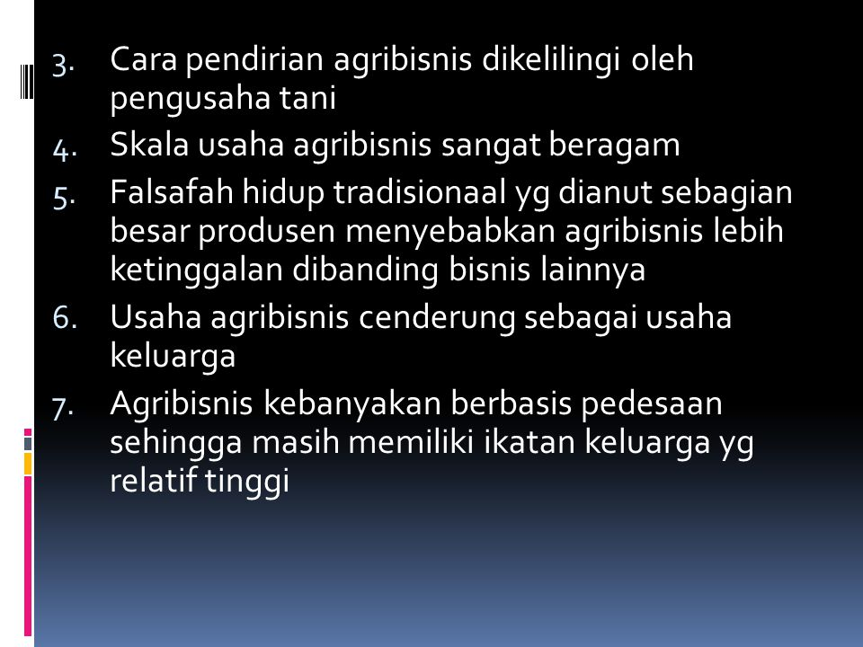 Cara pendirian agribisnis dikelilingi oleh pengusaha tani