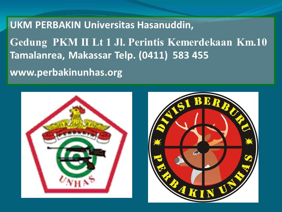 UKM PERBAKIN Universitas Hasanuddin,