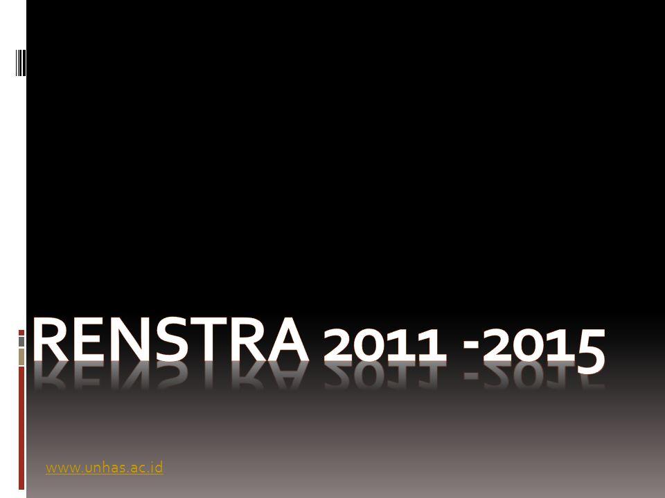 Renstra 2011 -2015 www.unhas.ac.id