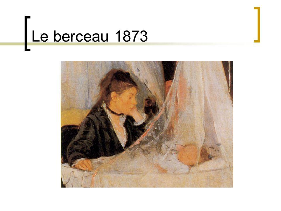 Le berceau 1873