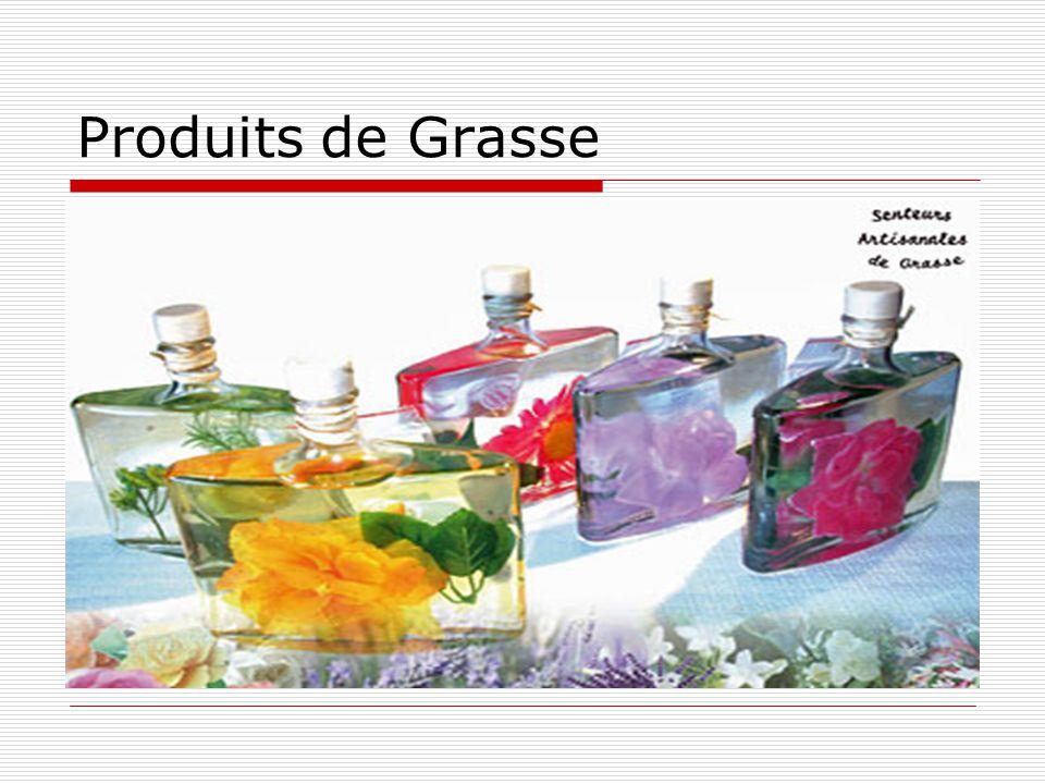 Produits de Grasse