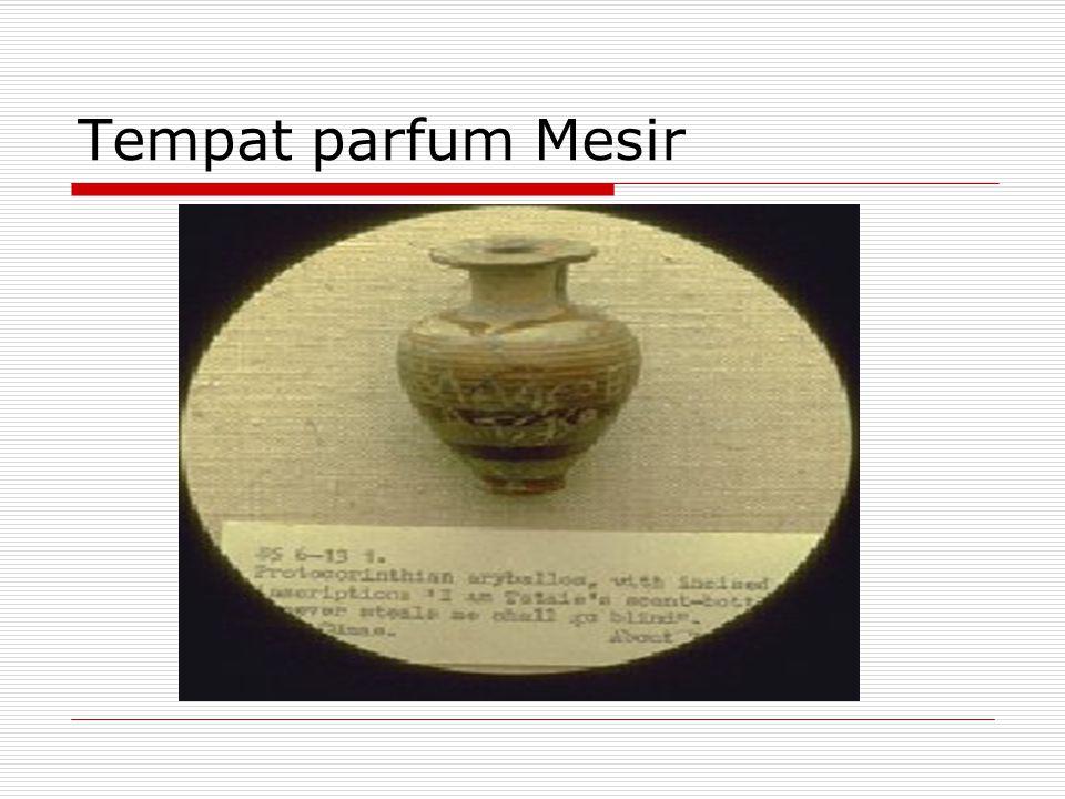Tempat parfum Mesir