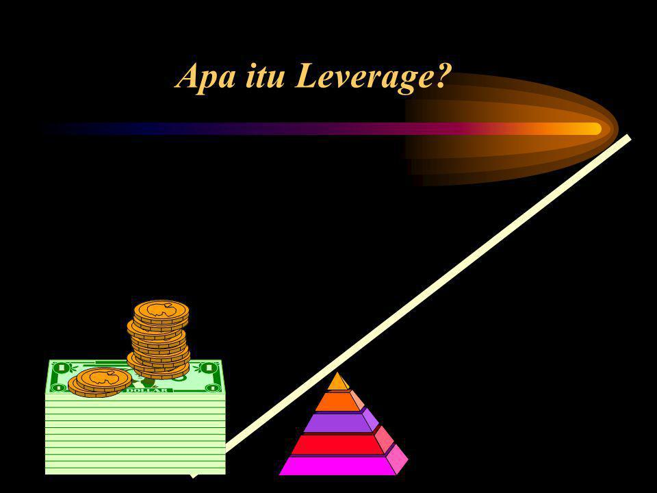 Apa itu Leverage