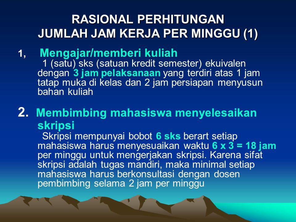 RASIONAL PERHITUNGAN JUMLAH JAM KERJA PER MINGGU (1)