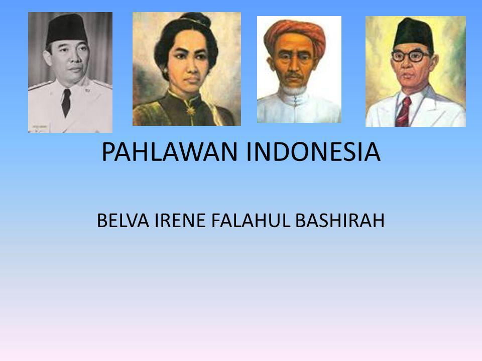 BELVA IRENE FALAHUL BASHIRAH