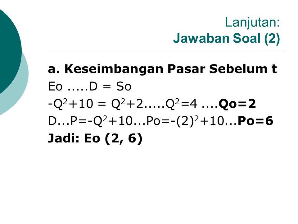 Lanjutan: Jawaban Soal (2)