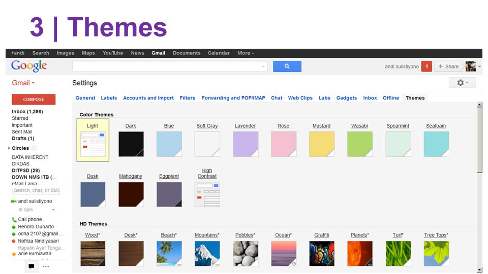 3 | Themes