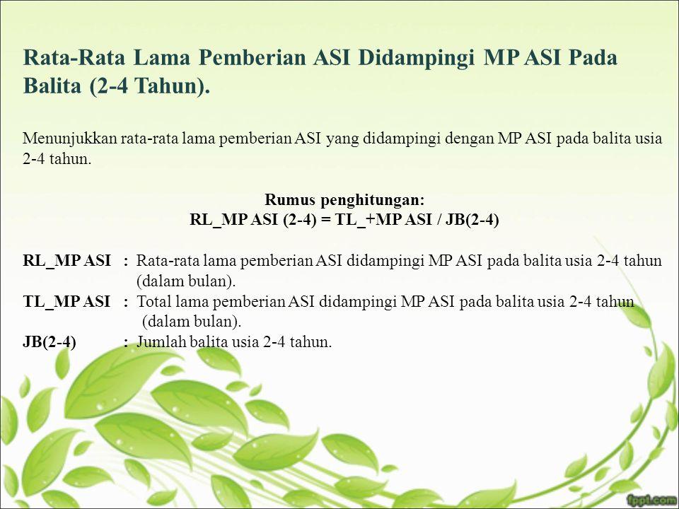 RL_MP ASI (2-4) = TL_+MP ASI / JB(2-4)