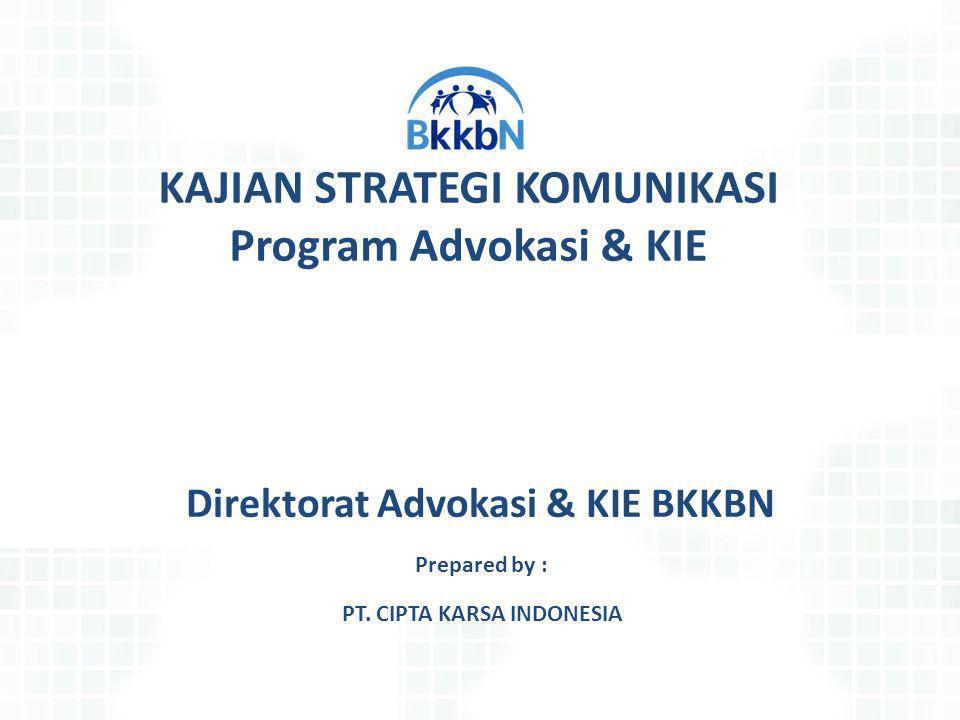 Direktorat Advokasi & KIE BKKBN