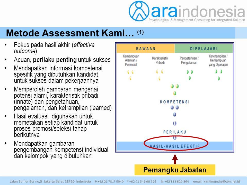 Metode Assessment Kami… (1)