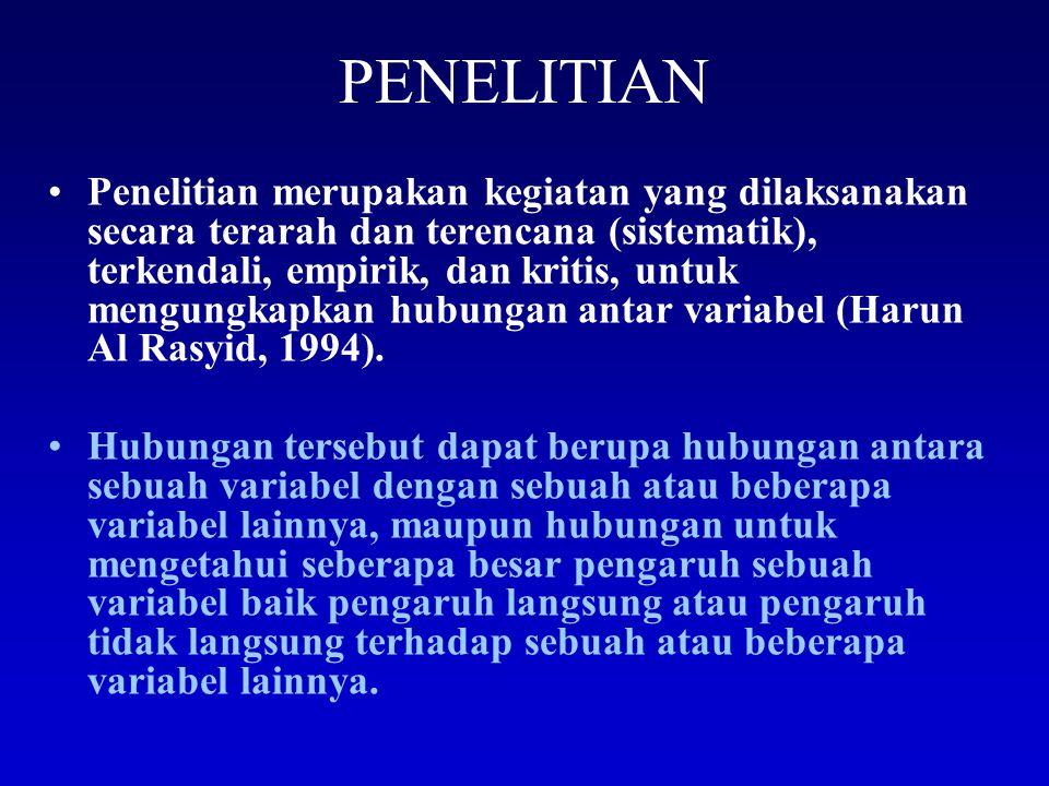 PENELITIAN