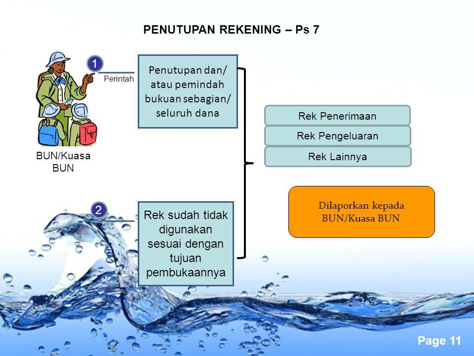 PENUTUPAN REKENING – Ps 7