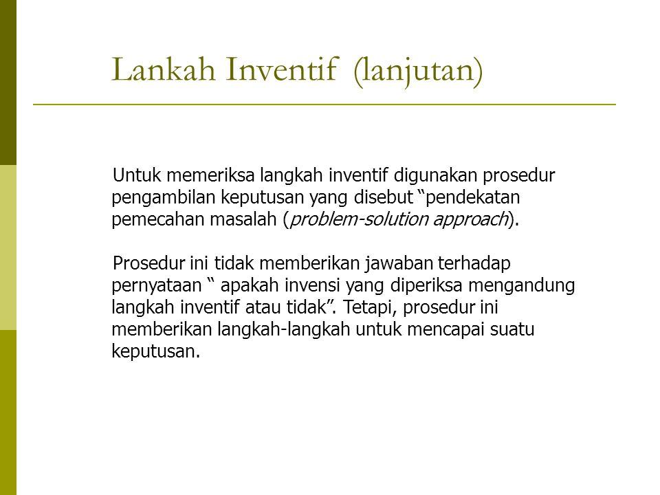 Lankah Inventif (lanjutan)