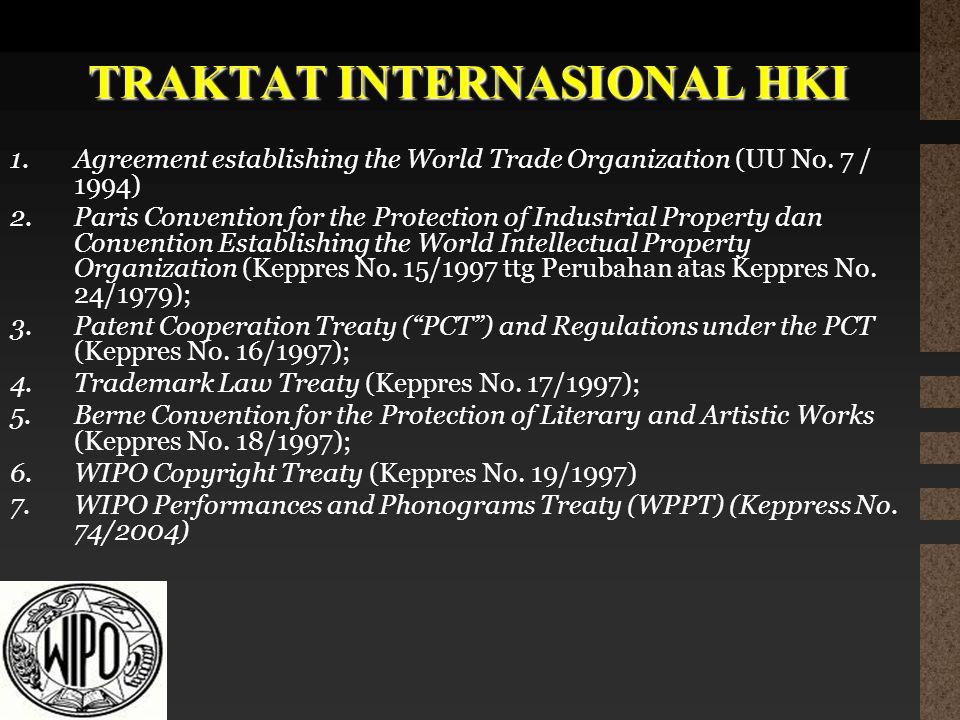 TRAKTAT INTERNASIONAL HKI